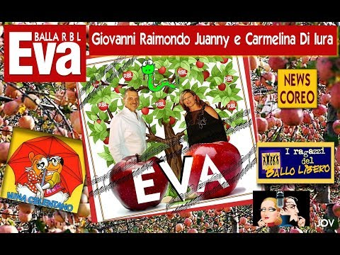 MinaCelentano - EVA. ( Cover ).Coreo Juanny' e Carmelina Di Iura RBL