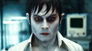 Johnny Depp Dark Shadows Inspired Makeup Tutorial