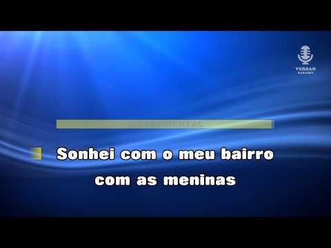 ♫ Karaoke MINHAS MARGARIDAS - Bélito Campos