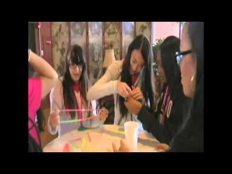ExxonMobil hosts girls at LU to encourage careers in math, science, tech