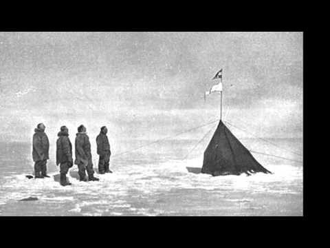 14th December 1911: Roald Amundsen reaches the South Pole
