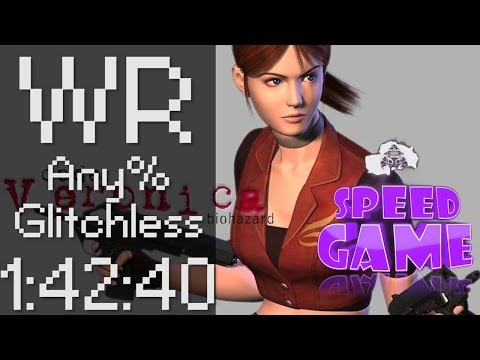 Speed Game Hors-série: Resident Evil Code Veronica X Record