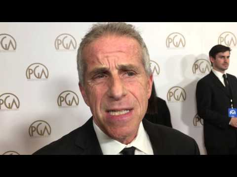 "Marc Platt (""Bridge of Spies' Oscar nominee) on Producers Guild Awards red carpet"