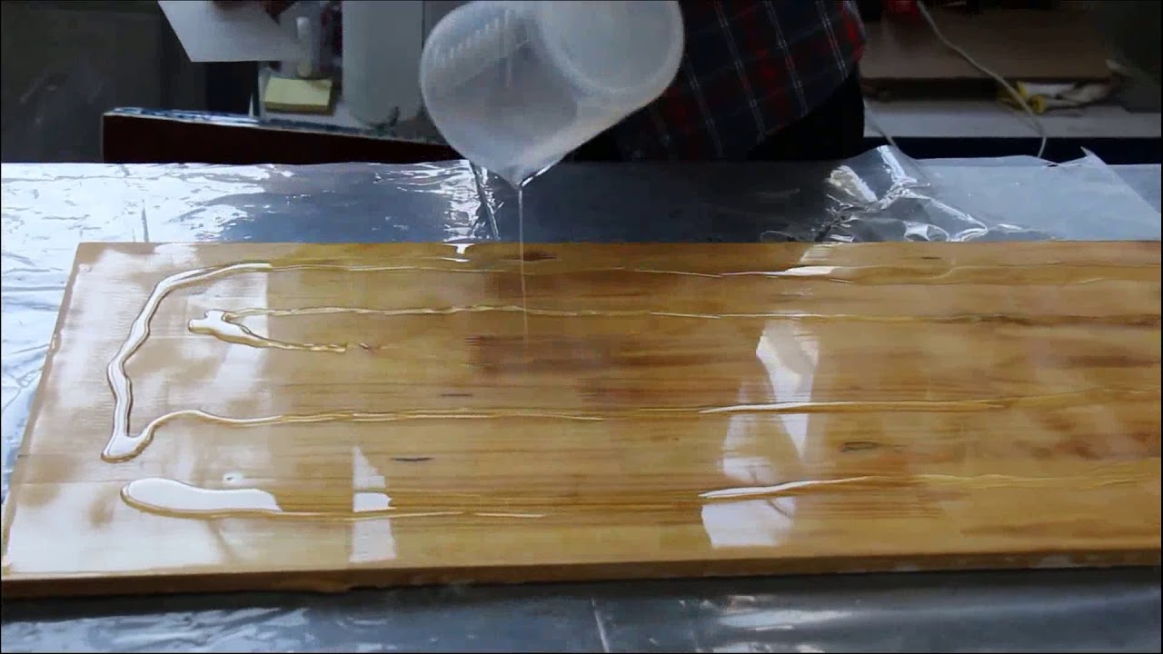 Clear Bar and Table Top Epoxy Commercial Grade Coating ...