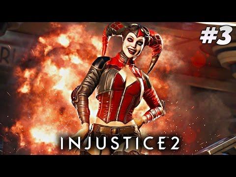 PRIMER FINAL ¿BATMAN O SUPERMAN? | INJUSTICE 2 MODO HISTORIA #3 FINAL