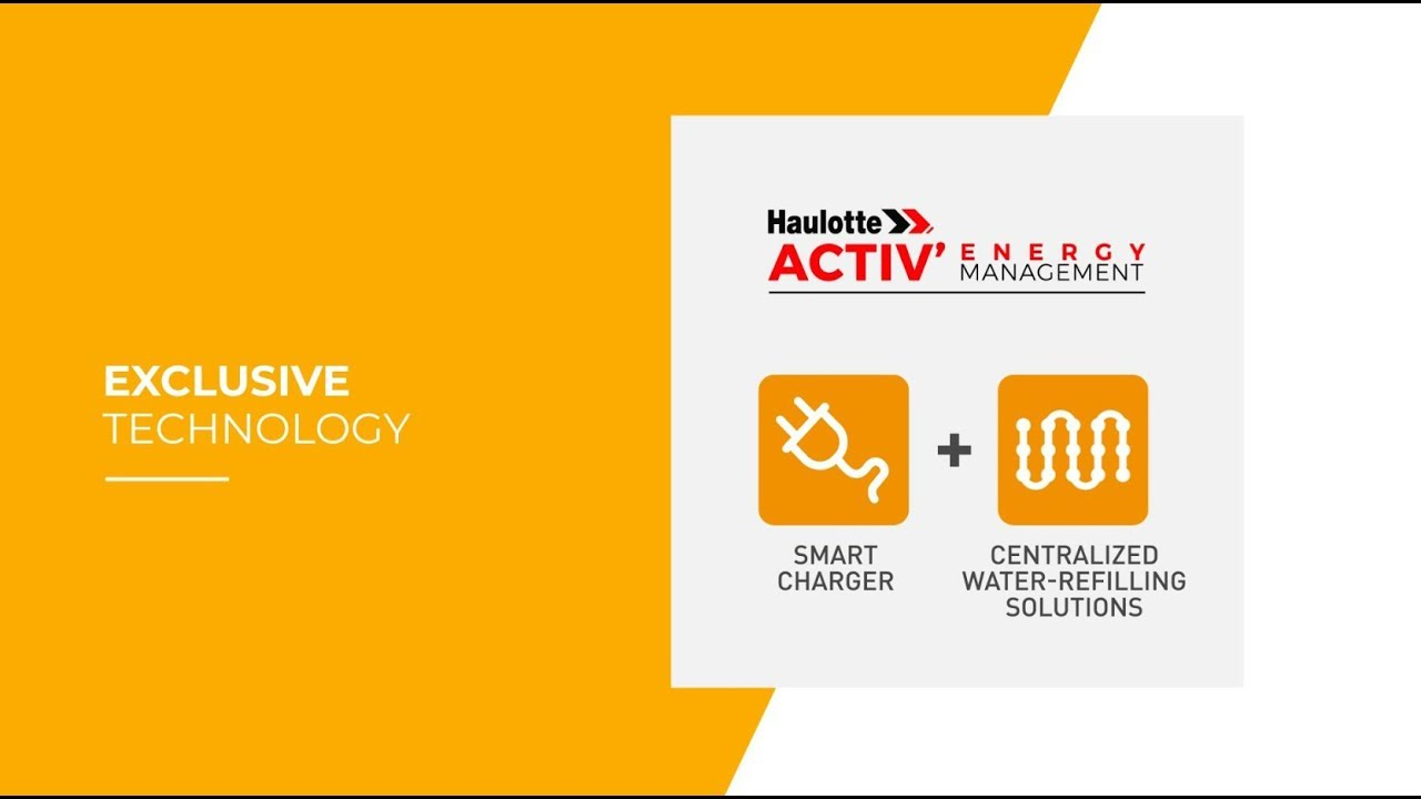 Haulotte Activ'Energy Management · US
