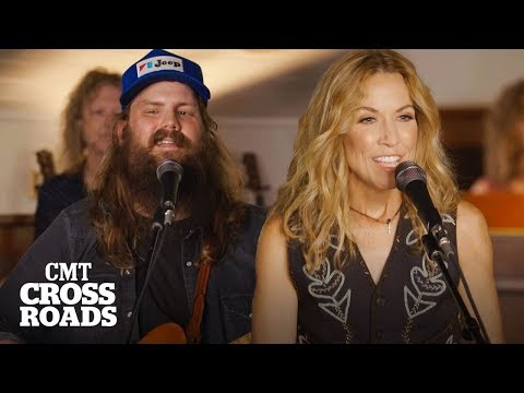 Kelly Sheehan - Crossroads Preview:  Stapleton and Crow Duet On Tell Me When It's Over