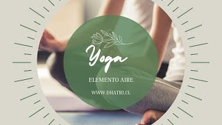 Clase de Yoga completa Elemento Aire