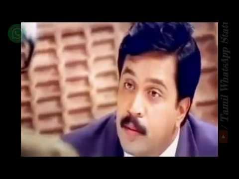 Tamil WhatsApp Status | Engineer's status | Mudhalvan interview scene