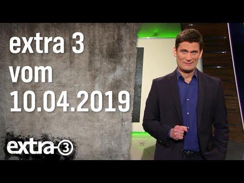 Extra 3 vom 10.04.2019 | extra 3 | NDR