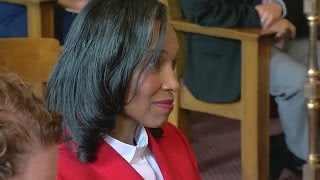 Tracie Hunter rolls eyes, avoids jail as judge won't defy federal stay