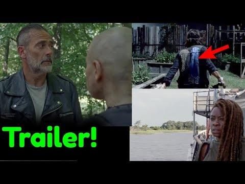 The Walking Dead Season 10B FULL TRAILER BREAKDOWN! Rick's Return, Negan VS Alpha, & More!