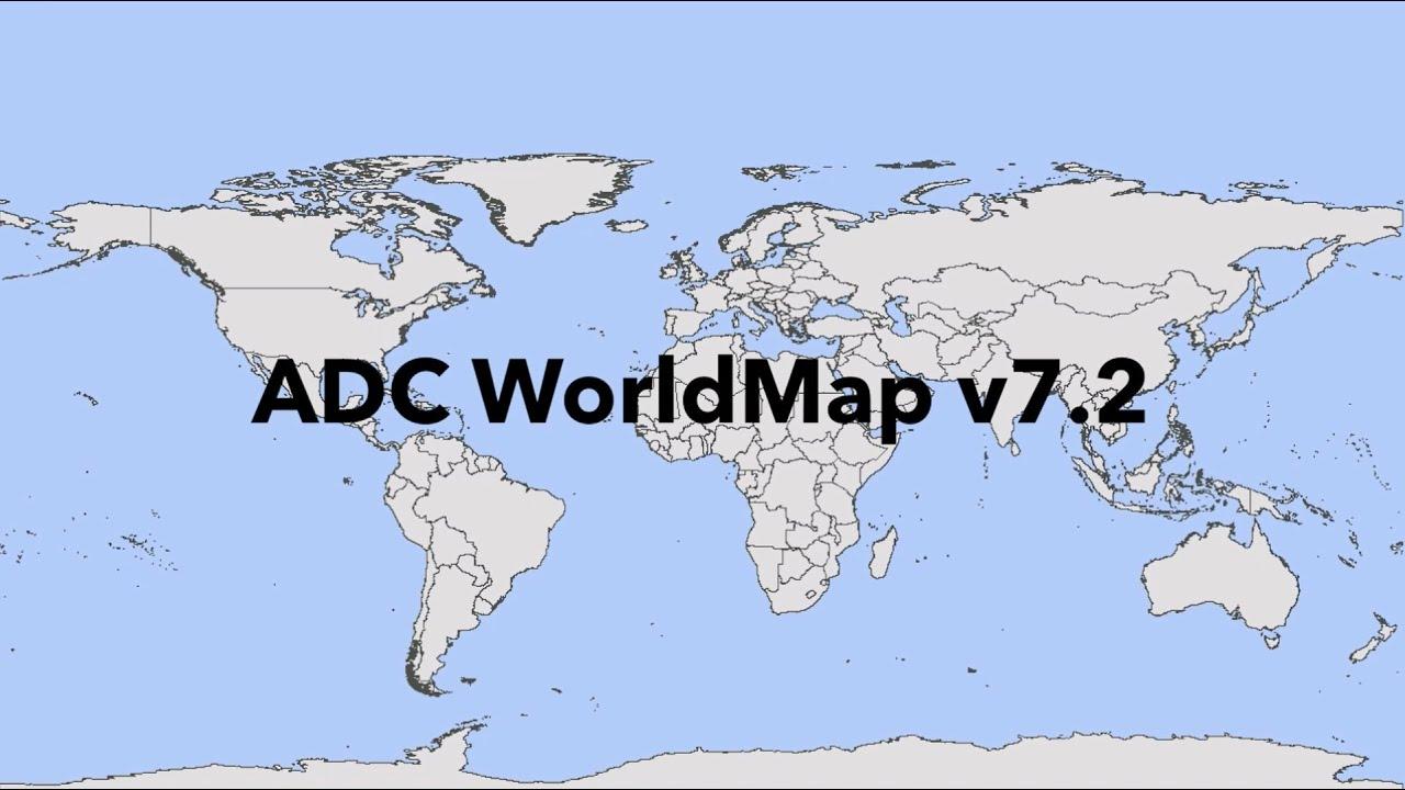 Adc worldmap digital atlas v72 youtube adc worldmap digital atlas v72 gumiabroncs Choice Image