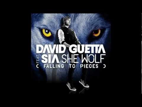 David Guetta Feat.Sia  She Wolf  (Falling To Pieces) (Official Music)