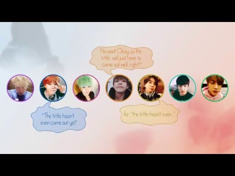 BTS (방탄소년단) – SKIT: One Night In A Strange City [Color coded Eng sub]