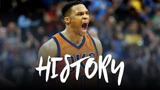 Russell Westbrook; History in the Making (2017 MVP Mini-Movie Motivation) ᴴᴰ