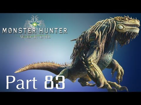 Monster Hunter: World -- Part 83: The Greatest Jagras | Event Quests 32 thumbnail