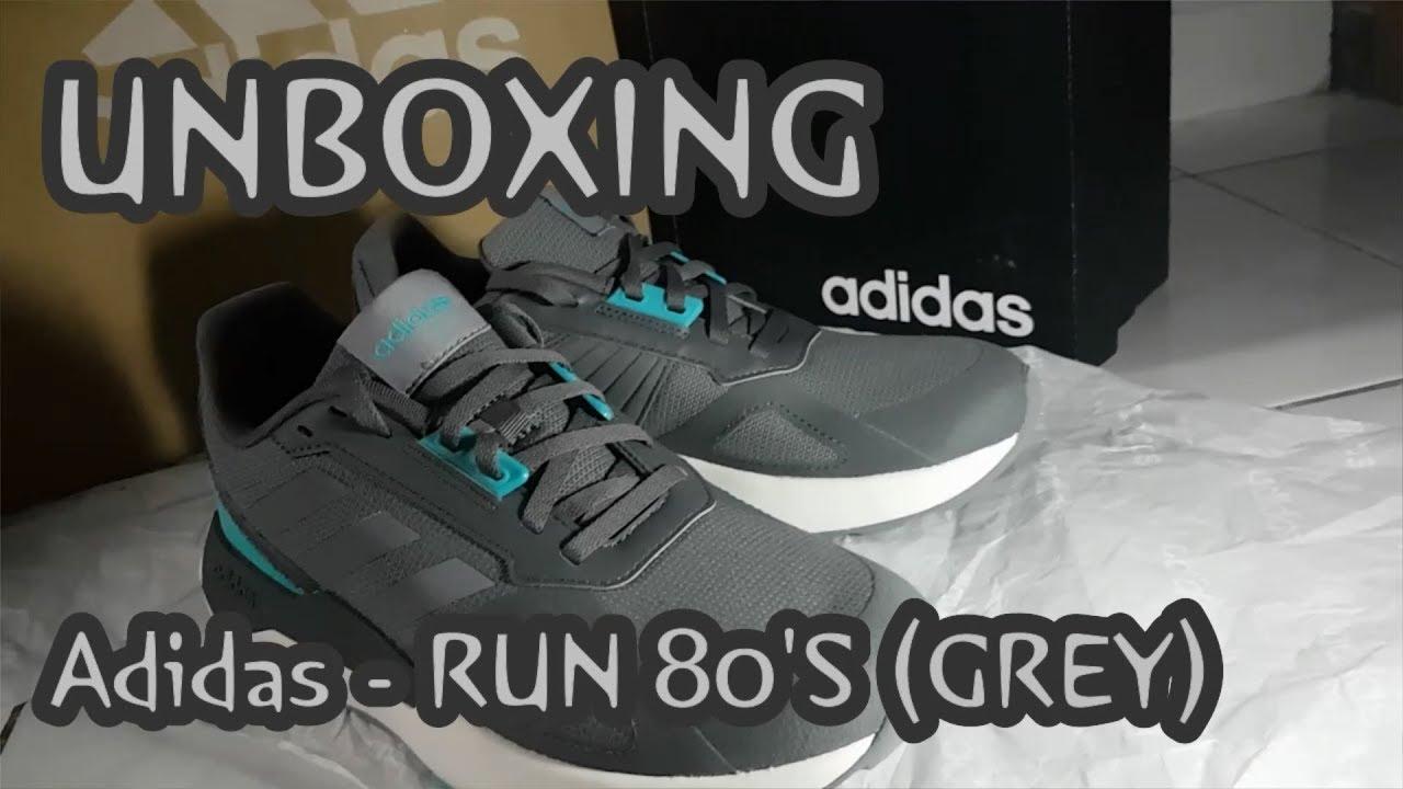 UNBOXING - Adidas RUN 80's (running