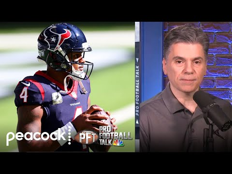 Houston Texans trying too little, too late with Deshaun Watson | Pro Football Talk | NBC Sports