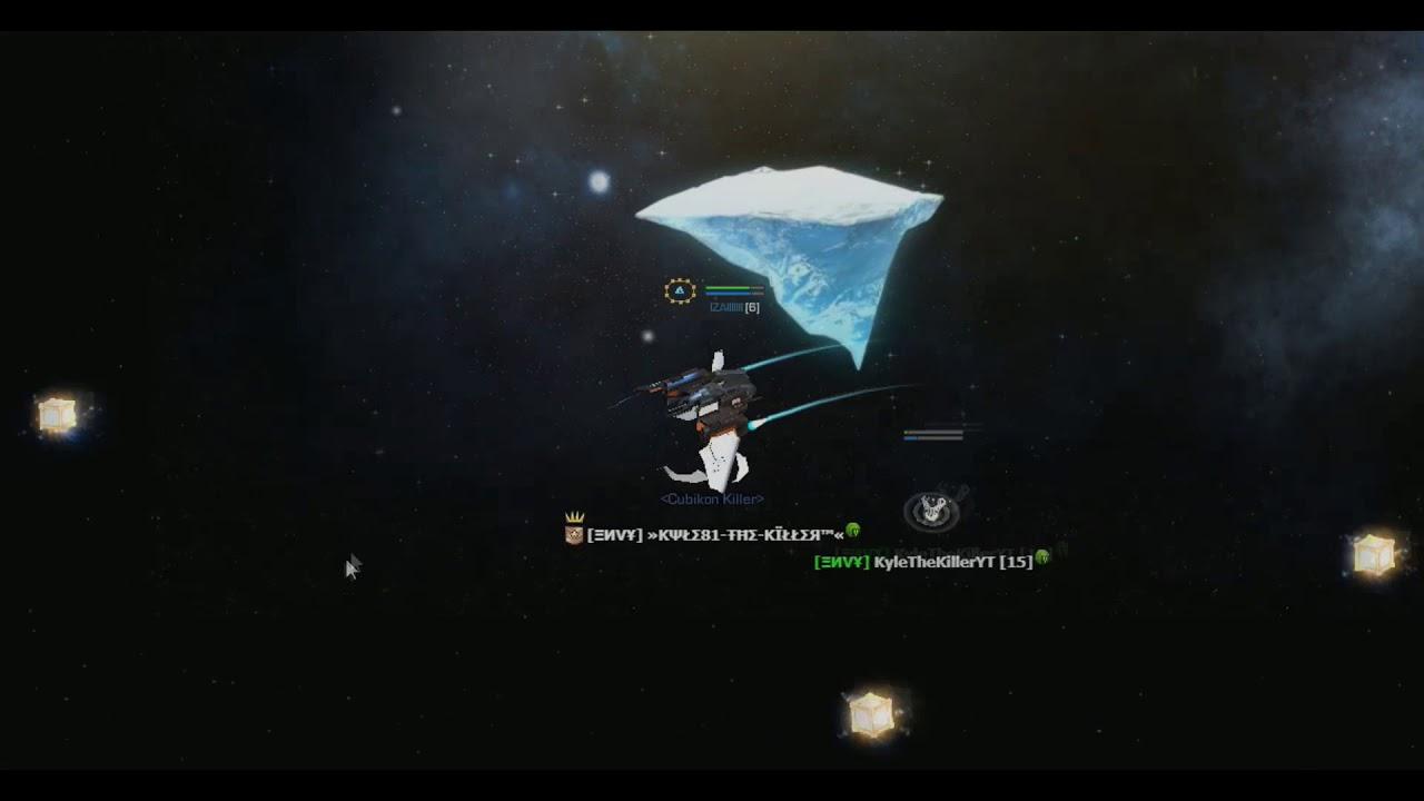 DarkOrbit | East 3 Fights