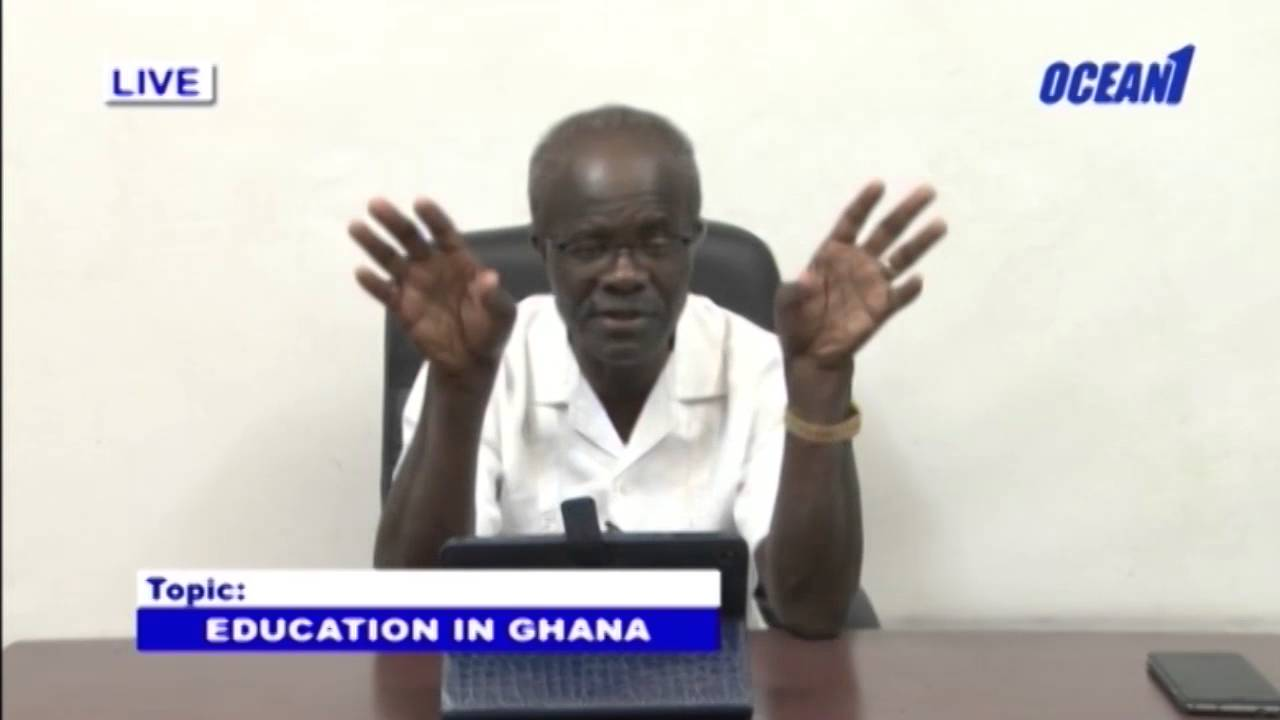 Ghana Great and Strong - Education In Ghana