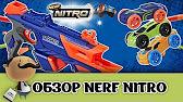 Распаковка бластера Nerf Elite Retaliator - YouTube