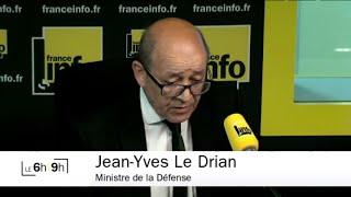 Jean-Yves Le Drian (PS) :