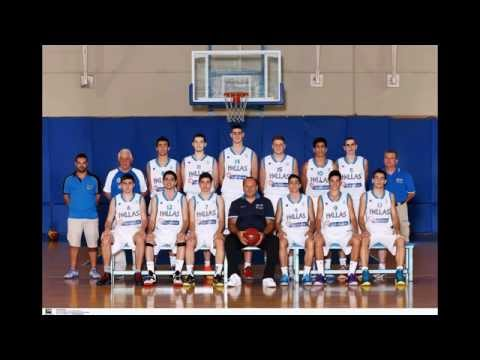 Video : Εθνική Παίδων U16 | Παρουσίαση των αθλητών της  [VideoSlideShow]