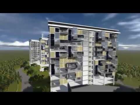 "Integrated Design Project (IDP), ECM506 ""Green Building Concept"""