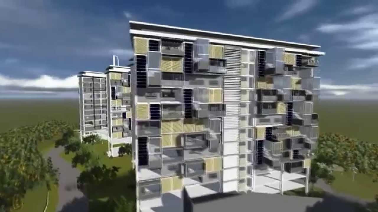 Integrated Design Project Idp Ecm506 Green Building