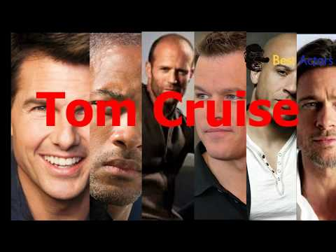Tom Cruise Filmography - Through The Years Before and Now! Time-Lapse Filmography