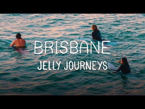 SYDNEY to BRISBANE, AUSTRALIA — Road Trip Travel Vlog - lamington