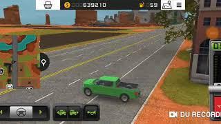 Клип комбайнёры в игре Farming Simulator 18 на Андройде
