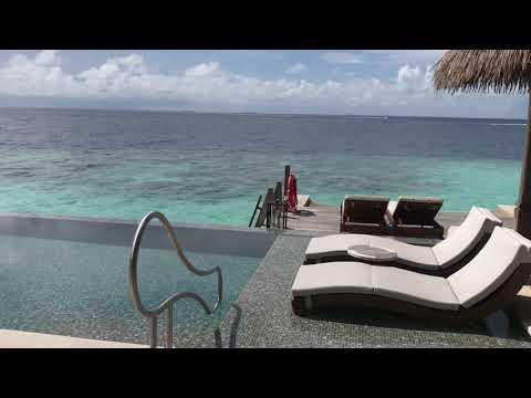 Waldorf Astoria Maldives - Grand Water Villa with Pool