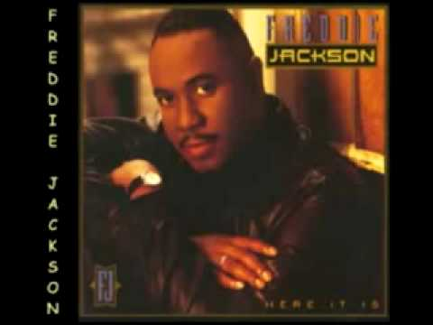 Freddie Jackson - I LOVE YOU - (1994) - PRODUCED BY KYLE WEST