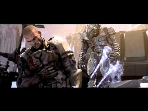 Halo Wars-Arbiter's Death (HD)