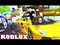 WANTED BY THE COPS IN ROBLOX GTA 5!