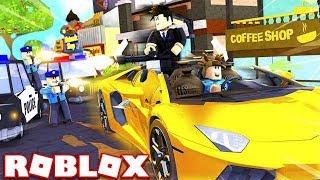 PROCURADO PELOS POLICIAIS EM ROBLOX GTA 5!