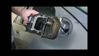 Mercedes E class mirror gasket seal, Complete how to remove and re- install a new one in 10 minutes