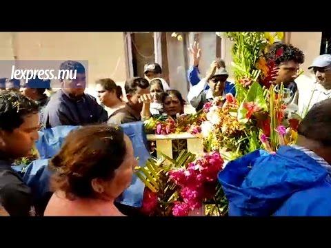 St-Julien: funérailles émouvantes du constable Urmila Mewa