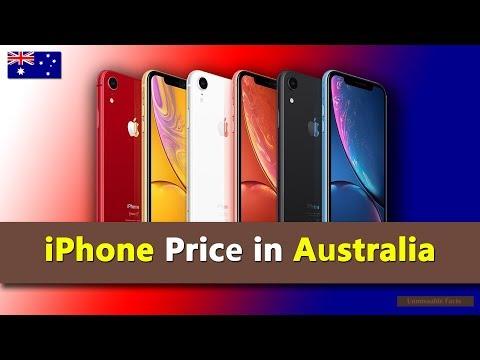 Apple IPhone Price In Australia