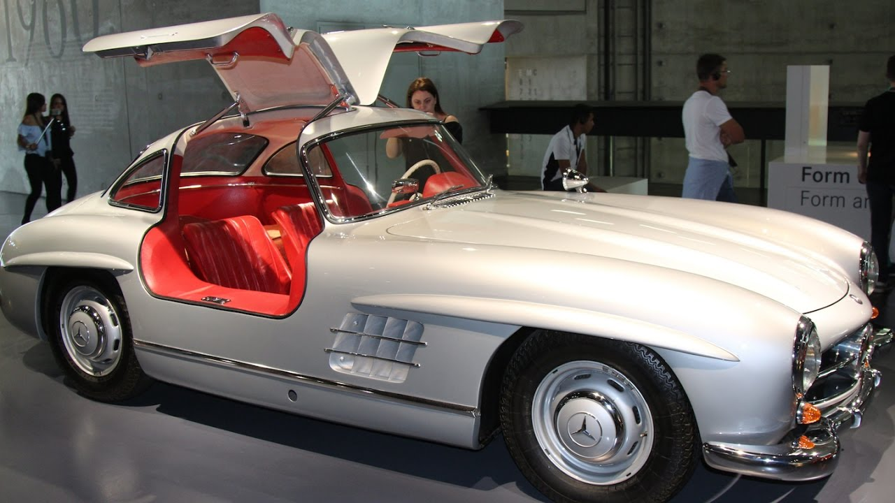 Mercedes Benz Museum >> Mercedes-Benz Museum Tour in Stuttgart, Germany ...