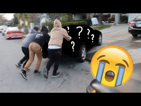 PICKING UP A NEW DRIFT CAR!.. GONE WRONG!!!