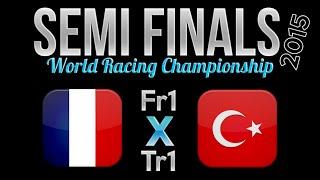 SEMI FINALS | FR1 x TR1 | Aeon Gaminreturn Aurioshbz x Frisbyy Washapenning Fiwh | TFM WRC 2015