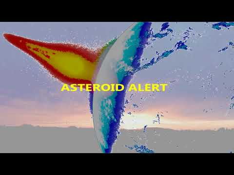 Two Asteroids Could Hit Earth February 6 - 9, 2018