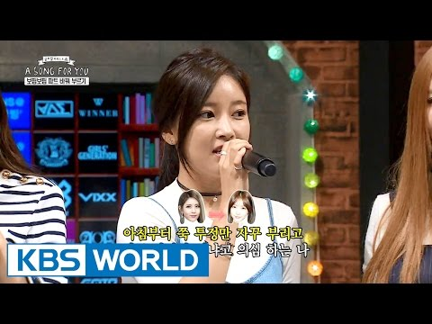 Global Request Show: A Song For You 4  Ep6 with TARA 20150911