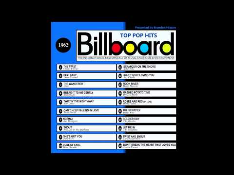 Billboard Top Pop Hits  1962
