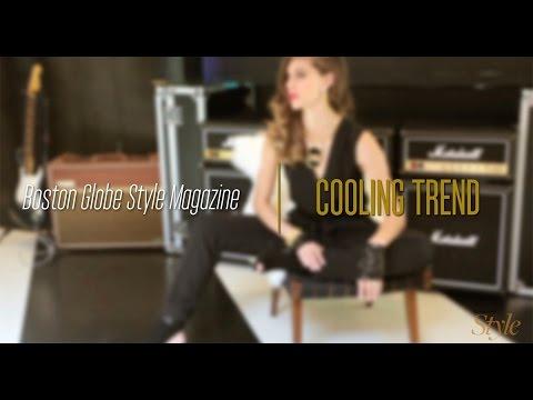 Boston Globe Magazine - Cooling Trend