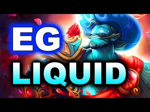 LIQUID vs EG - PERFECT! 1/2 FINAL - ESL ONE GENTING DOTA 2