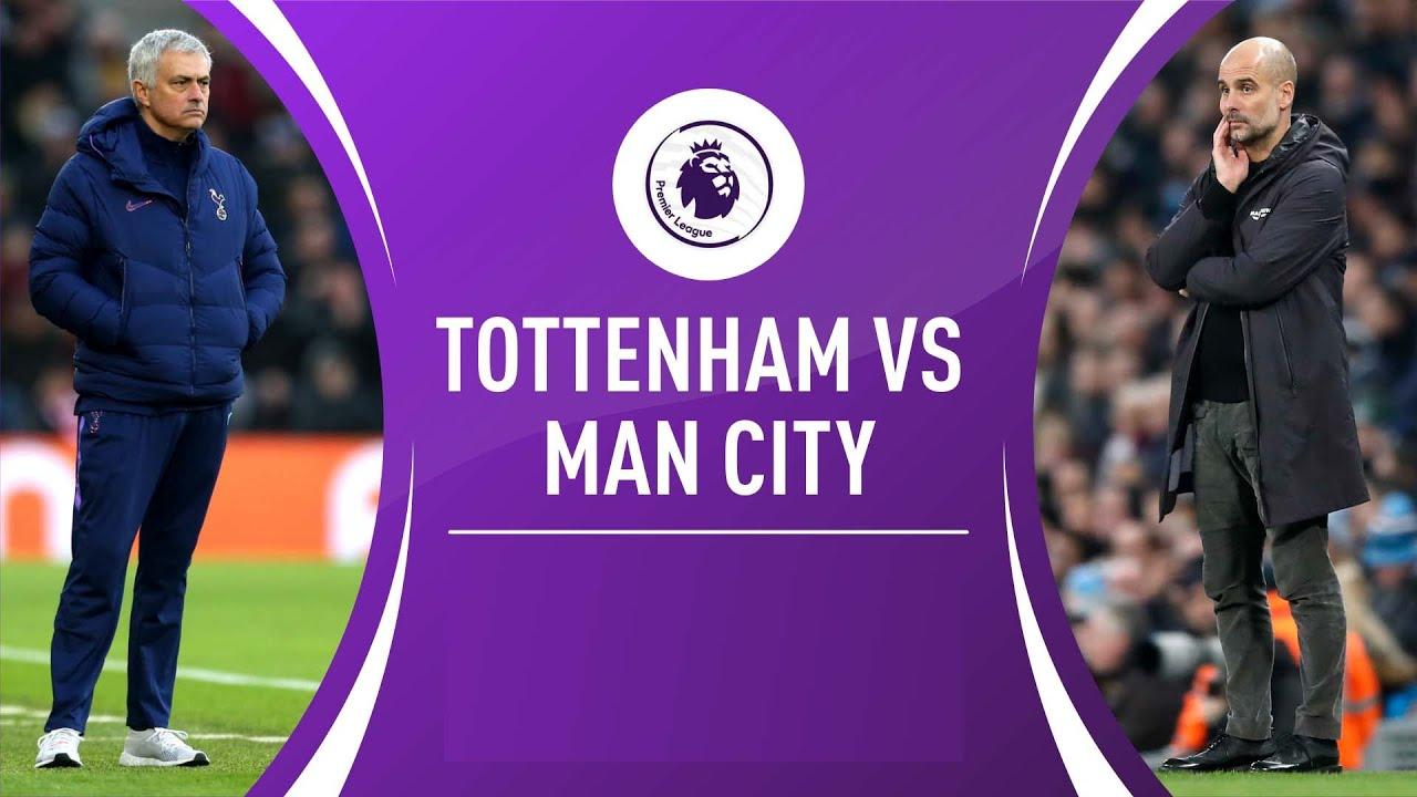 Nhận định trực tiếp Tottenham vs Manchester City giải ...